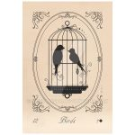 Lenormand Silhouettes 6