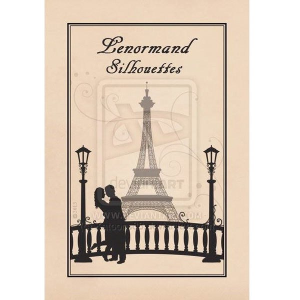Lenormand Silhouettes 10
