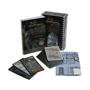 Lord of the Rings Tarot - Bookset Edition 40