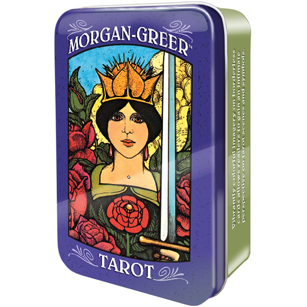 Morgan-greer Tarot - Tin Edition 21