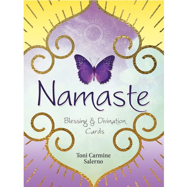 Namaste - Blessing & Divination Cards 9