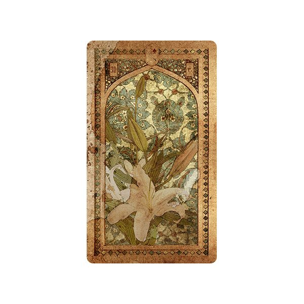 Old Arabian Lenormand 1