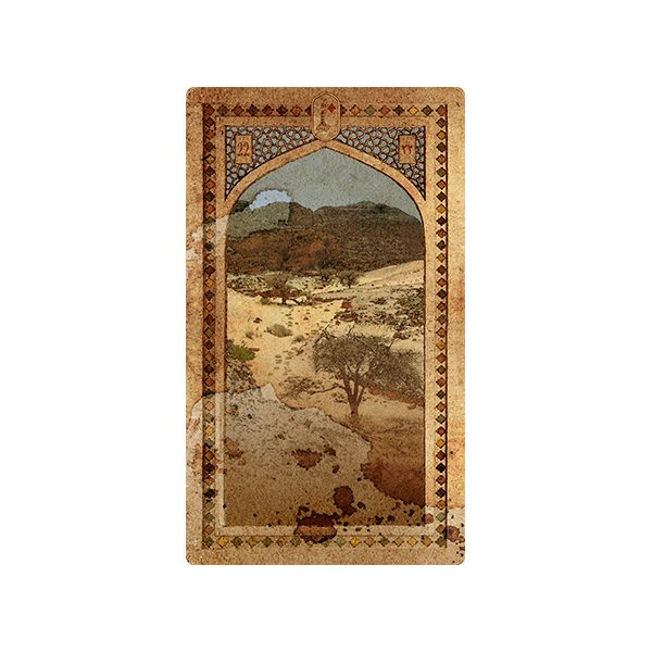 Old Arabian Lenormand 5