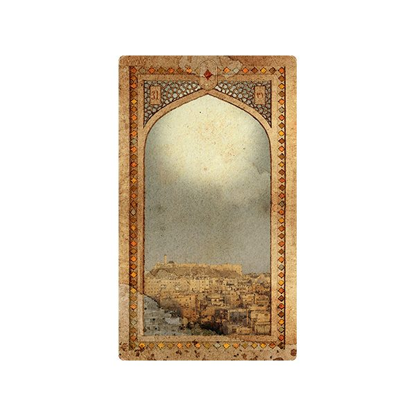 Old Arabian Lenormand 7