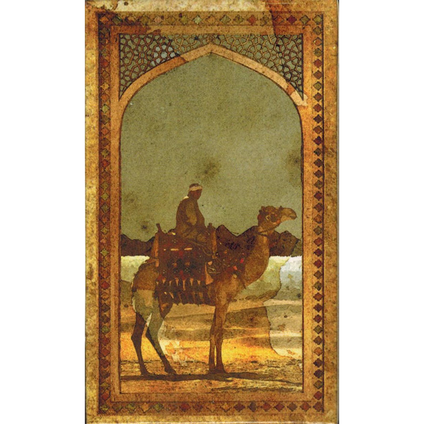 Old Arabian Lenormand 38