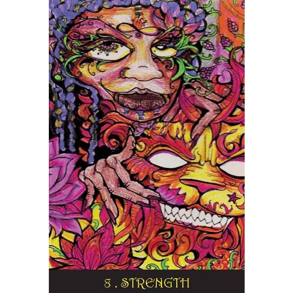 Sacred Bridges Tarot 1