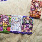 Sacred Bridges Tarot 6