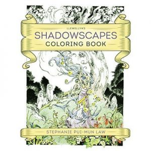 Shadowscapes Coloring Book 10
