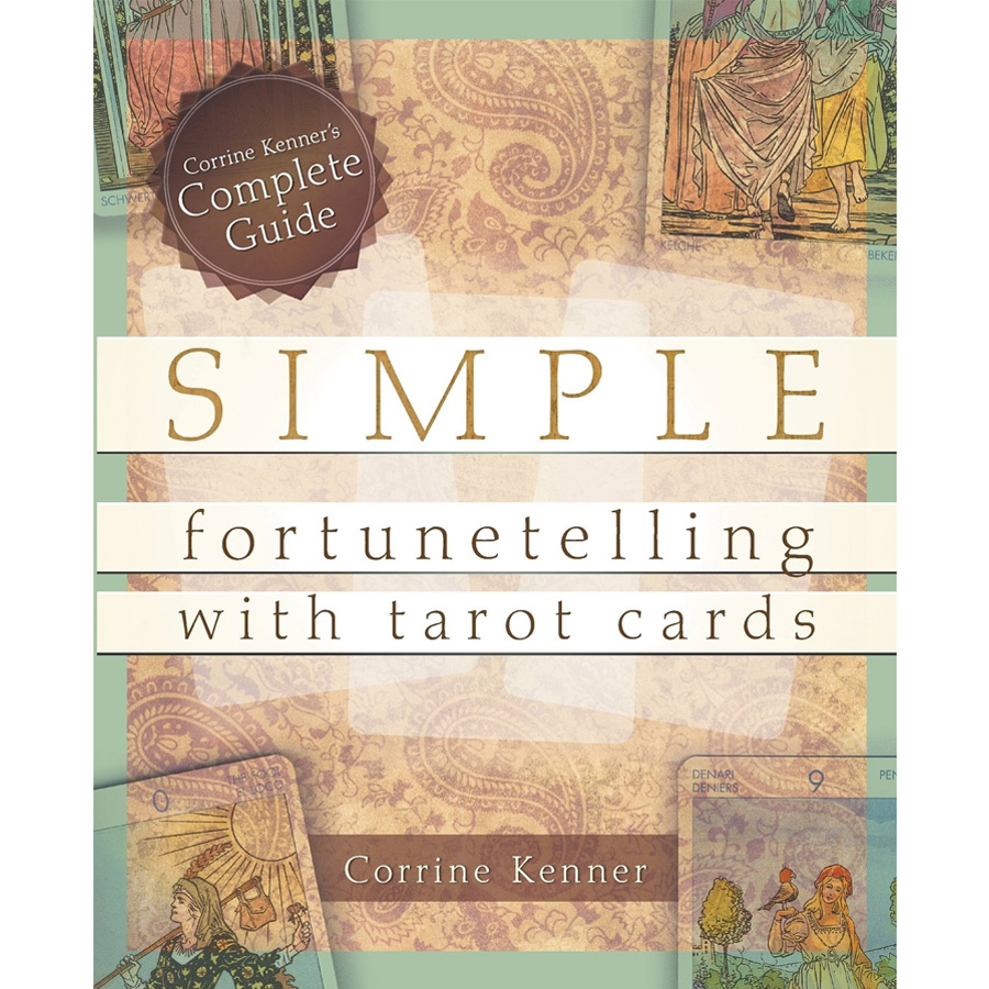 Simple Fortunetelling with Tarot Cards 9