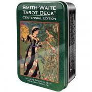 Smith-Waite-Centennial-Tarot-Deck-Tin-Edition