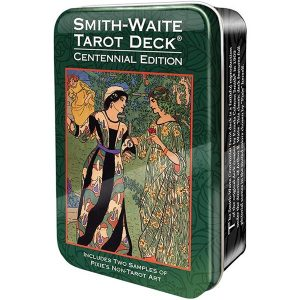 Pamela Colman Smith Commemorative - Tin Edition 4