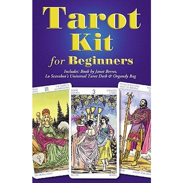 Tarot Kit for Beginners 25