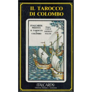 Tarot of Columbus (Il Tarocco di Colombo) 85