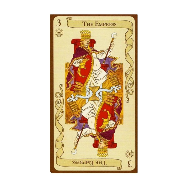 Tarot of Loka 3