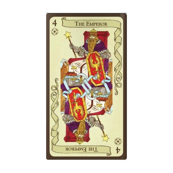 Tarot of Loka 4