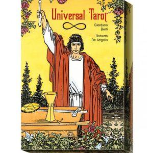 Universal Tarot - Bookset Edition 19