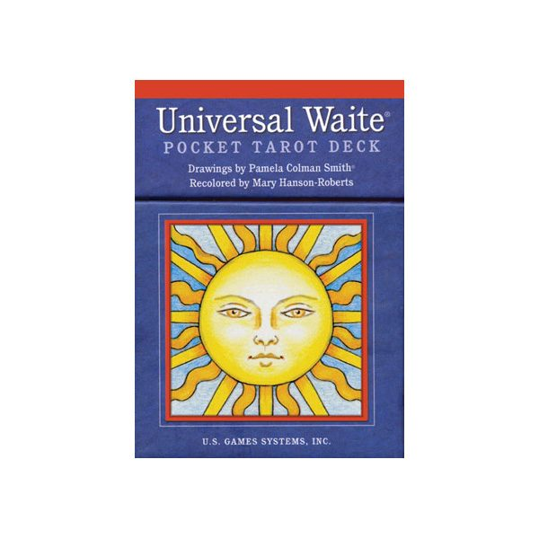 Universal Waite Tarot – Pocket Edition