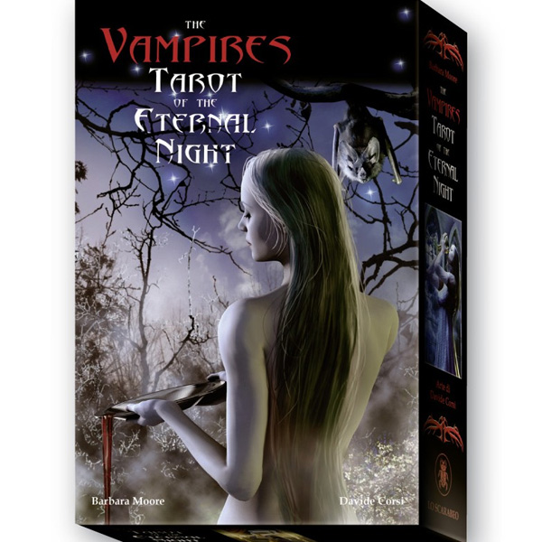 Vampires Tarot of Eternal Night – Bookset Edition