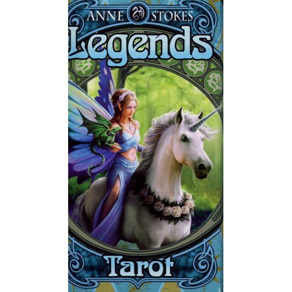 Anne Stokes Legends Tarot 1