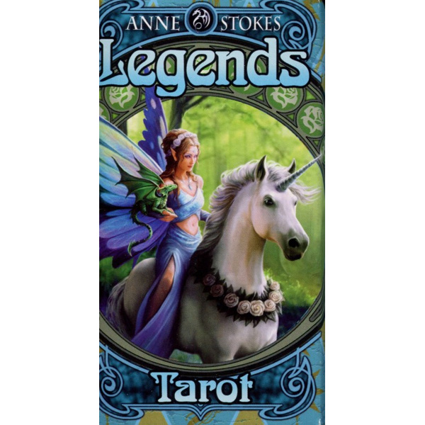 Anne Stokes Legends Tarot 5