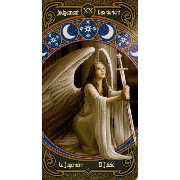 Anne Stokes Legends Tarot 10