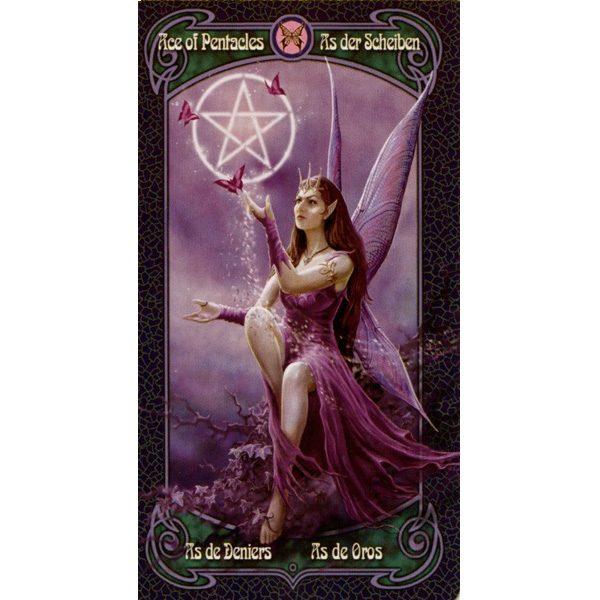 Anne Stokes Legends Tarot 12