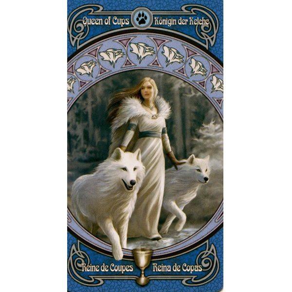Anne Stokes Legends Tarot 13