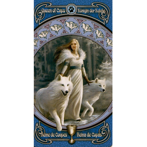 Anne Stokes Legends Tarot 13