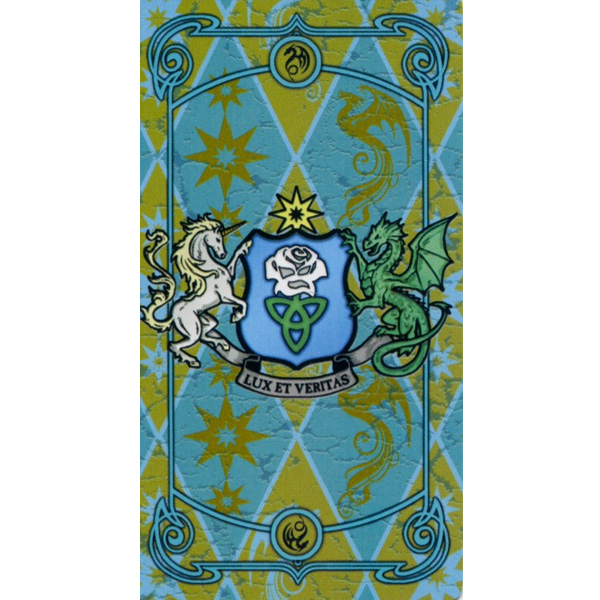 Anne Stokes Legends Tarot 3