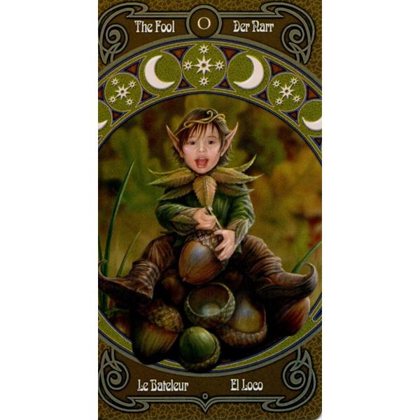 Anne Stokes Legends Tarot 4