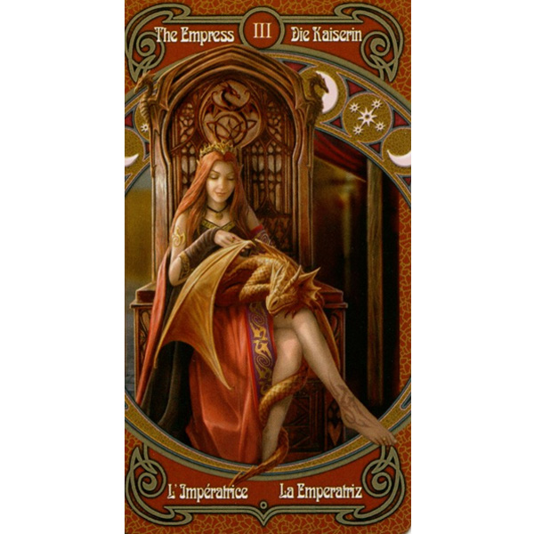 Anne Stokes Legends Tarot 6