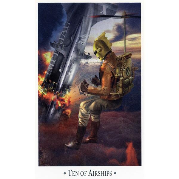 Steampunk Tarot – Wisdom from the Gods of the Machine 6