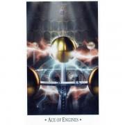Steampunk Tarot – Wisdom from the Gods of the Machine 7