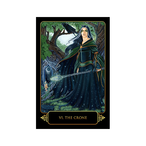 Dreams of Gaia Tarot 4