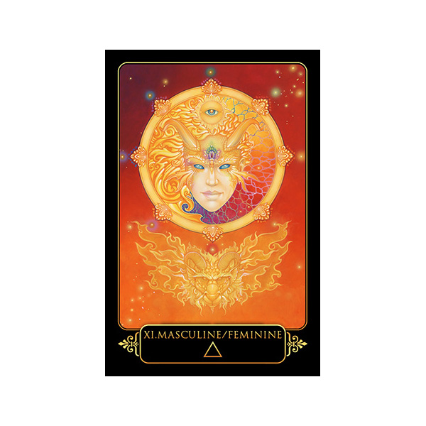 Dreams of Gaia Tarot 5