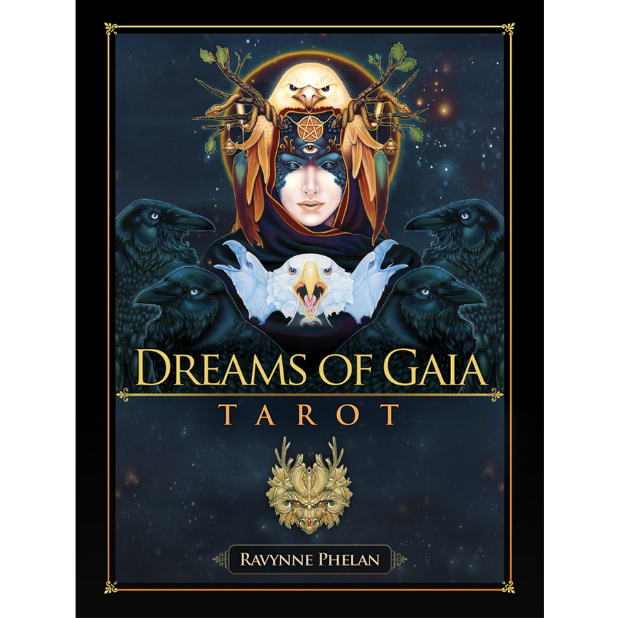 Dreams of Gaia Tarot 28