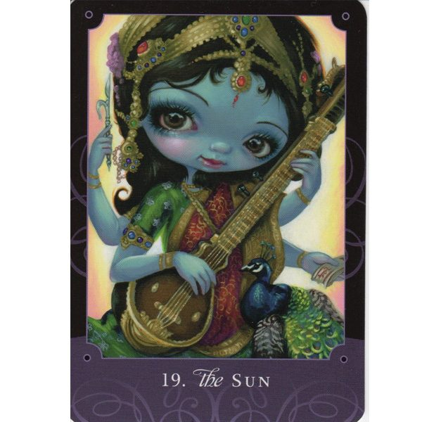 Beautiful Creatures Tarot 2