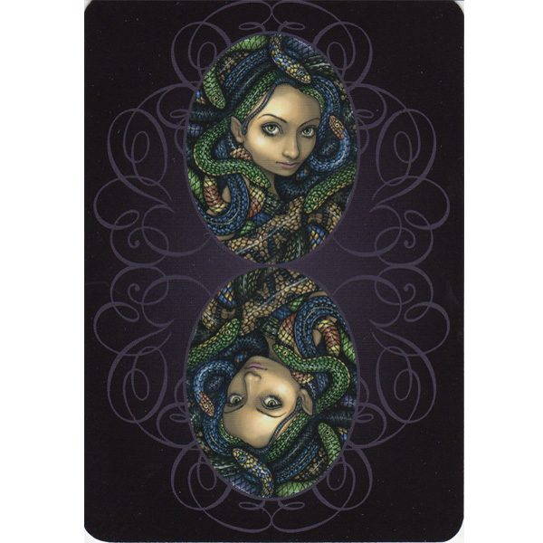 Beautiful Creatures Tarot 9