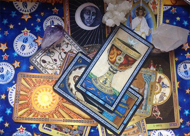 Shop bán bài Byzantine Tarot