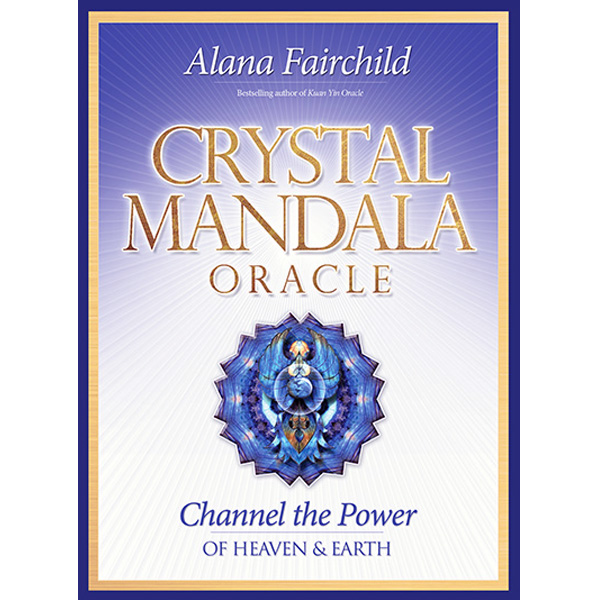 Crystal Mandala Oracle 25