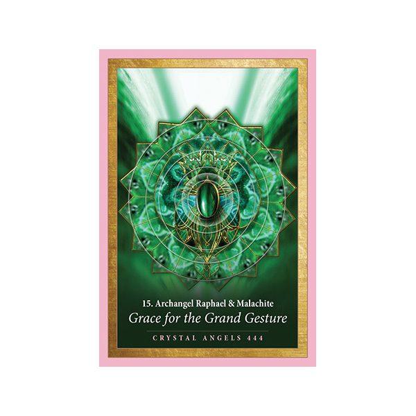 Crystal Mandala Oracle 3