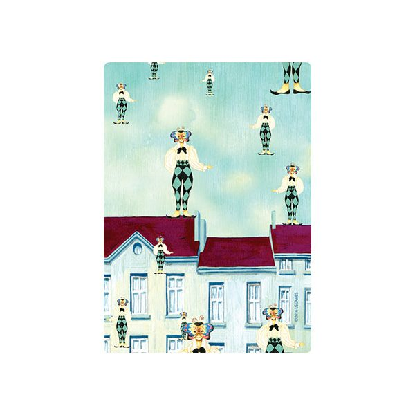 Dreaming Way Lenormand 11