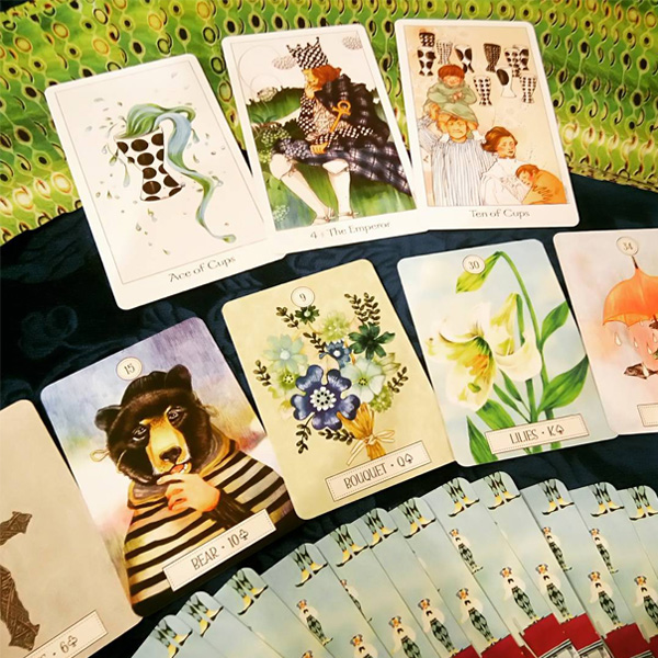 Dreaming Way Lenormand 12
