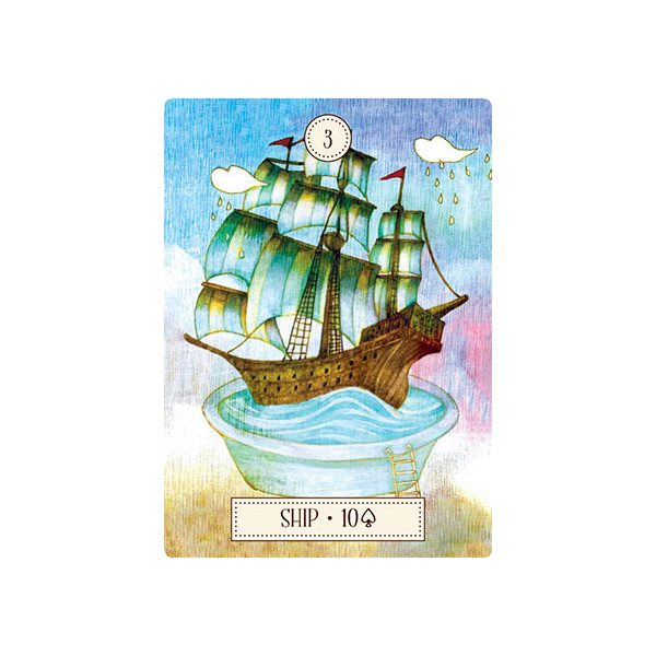 Dreaming Way Lenormand 7
