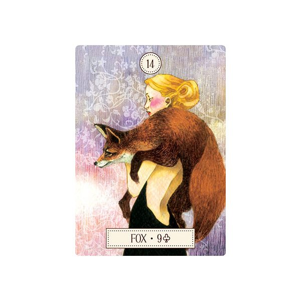 Dreaming Way Lenormand 9