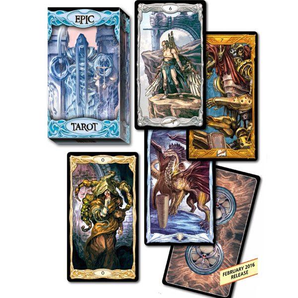 Epic Tarot 11