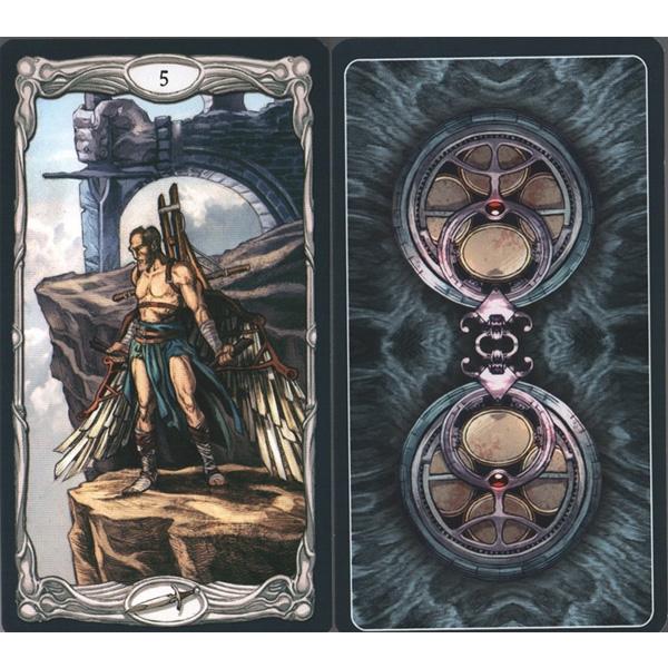 Epic Tarot 8