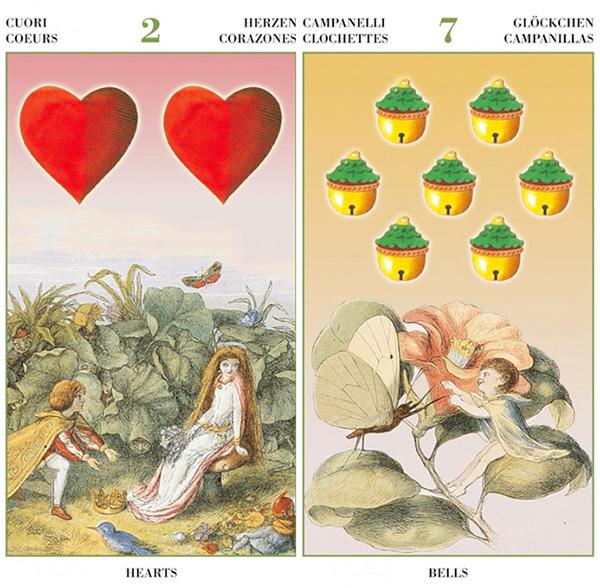 Cảm nhận bộ bài Fairy Tarot