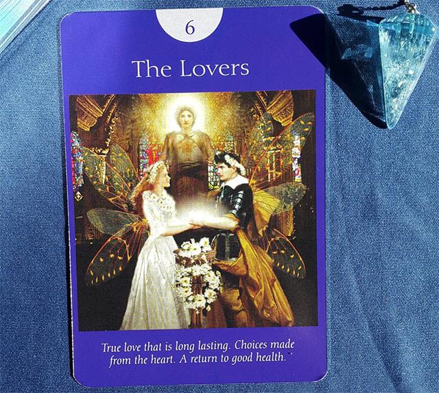Nơi mua bộ bài Fairy Tarot Cards