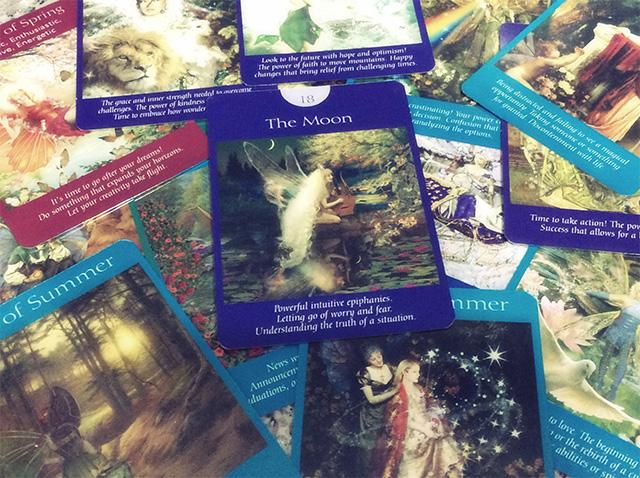 Cách sử dụng bộ bài Fairy Tarot Cards